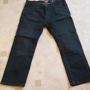 Denizen from Levi's blue jeans w 36 L 30 relaxed